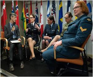 Transgender Troops from Foreign Armies Seek End to US Military Taboo