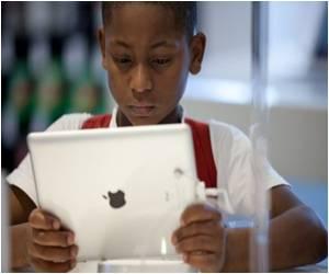 Children Using Tablet Computers is Worrisome