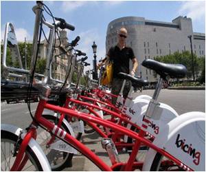 Barcelona Leads Growing Global Bike Share Program