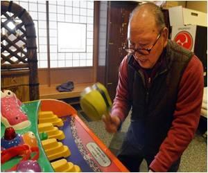 Video Games Target Japan's Elderly