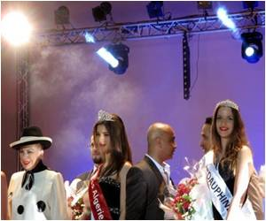 Miss Algeria Beauty Contest Held After 10 Years