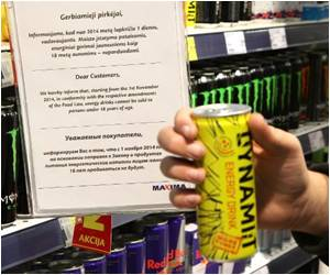 First Ever Ban on Energy Drinks for Minors in Global Lithuania