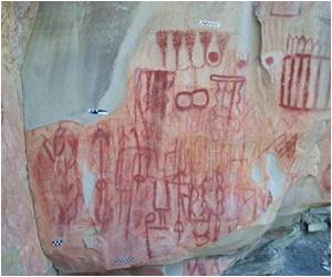 Archeologists Discover 5,000 Cave Paintings in Mexico