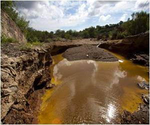 Mexican Copper Mine Still Leaking Acid