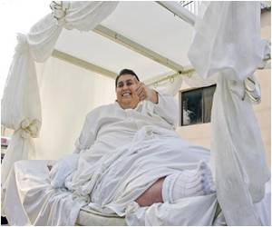 Mexican Man, Earlier World's Heaviest, Dies at 48