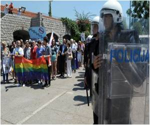 Montenegro's Gay Pride Parade Ends in Clashes