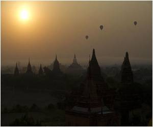Myanmar's Temple City Faces Modern Threat