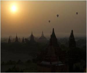 Myanmar's Temple City Faces Modern Threat