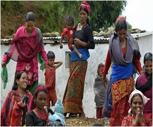 Determined Housewives Saving Nepal's Newborns