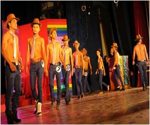 Nepal Plays Host to Its First Gay Beauty Pageant