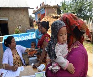 Emergency Vaccination Campaign Amid Fear of Measles Outbreak in Quake-Hit Nepal