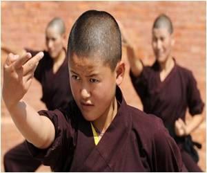 Kung Fu Nuns Observe Karma Aggressively: Nepal