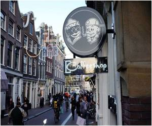 Amsterdam Cannabis Coffee Shops Open to Business for Foreigners