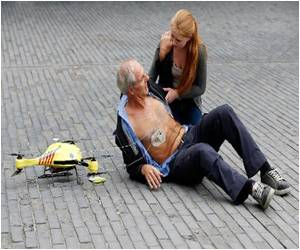 'Ambulance Drone' Prototype Unveiled