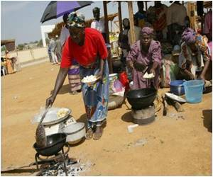 Lives Saving Project in Nigeria With Clean Cookstoves