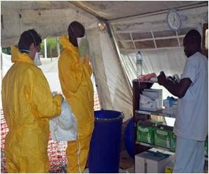 Health Expert Says China 'Vulnerable' to Ebola Outbreak