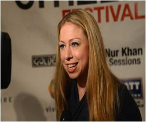 Chelsea Clinton Helps Launch Child Health Initiative in Nigeria