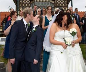 Foreigners Turn to New Zealand for Gay Marriages