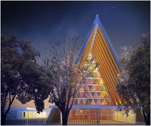 Cardboard Cathedral to Replace Quake-Hit Christchurch