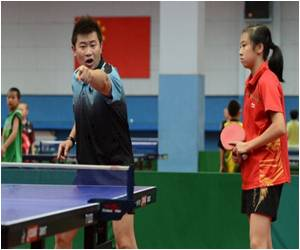 Pressure on Future Sports Stars Eased By China
