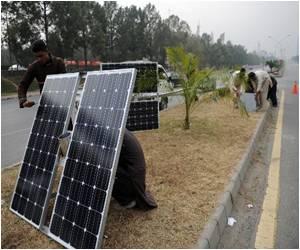 Huge Desert Solar Park to Fight Energy Crisis Planned in Pakistan
