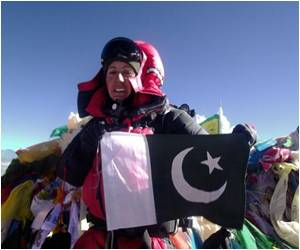 First Pakistani Everest Conqueror Sets New Goals