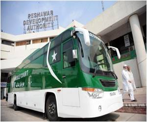 'Green Bus' Weapon Against Taliban