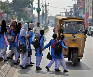 As Malala Addresses UN, Girls Throng to School in Swat