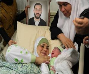 After Sneaking Sperm to Wife Palestinian Inmate Has Son