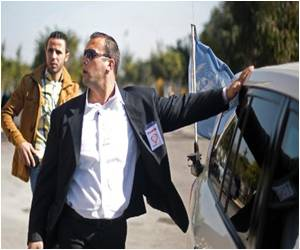 First Private Security Firm Opened by Gaza Bodyguards