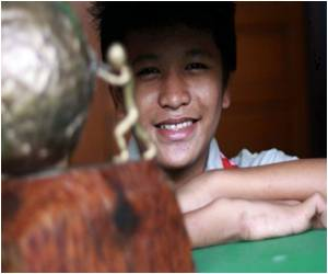 Philippine Street Kid Hailed Global Inspiration