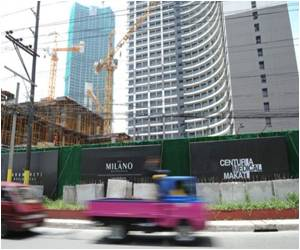 Philippine Skylines Get Makeover With Property Boom