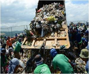Philippines Turn Garbage into Energy Windfall