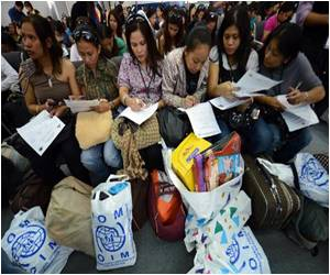 Philippine Overseas Workers to be Taught to Save