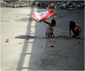 1 in 3 Children Under 5 Years of Age Suffers from Stunting in Philippines