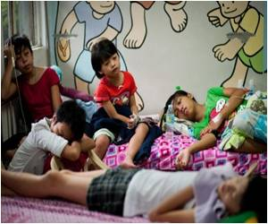 Dengue Outbreak Strikes 1,800 in the Central Philippines