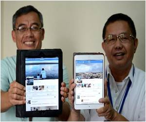 Priests in the Philippines Post 'Selfies' on Social Media