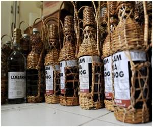 Generations Together Engaged in Making Philippine 'Vodka'