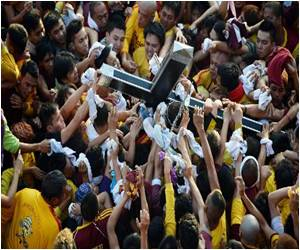 Millions of Catholics Take to the Street in Philippines to Honor Miraculous Jesus Christ Statue