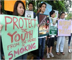 Law for Warnings on Tobacco Products Signed by Philippine Leader