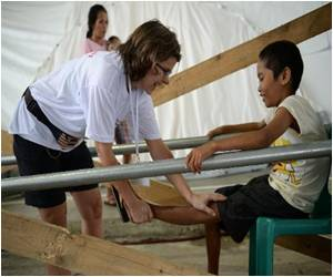 Unexpected Medical Relief Comes to Philippine Town After Devastating Typhoon