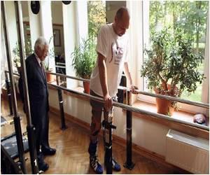 Doctors Seek to Help More Paralyzed Persons Walk Again