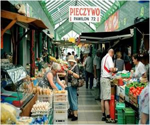 Survey Shows Poland Tops in Eating Fruit and Vegetables in Europe