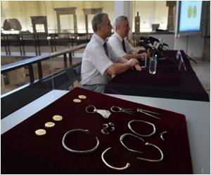 Romania Recovers Ancient Gold Coins and Silver Jewels