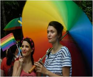 Around 1,000 People Participated in Bucharest's Gay Pride Rally