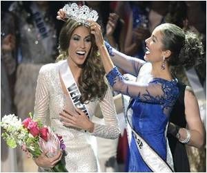 Moscow: Venezuelan Crowned Miss Universe