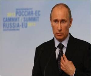 Russian President Backs Gay Adoption Ban
