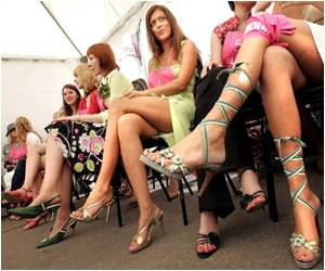 Russia Stirred Up With Proposal to 'Ban High Heels'