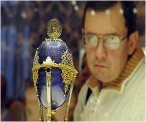 Russian Billionaire Opens Faberge Egg Museum