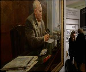 New Exhibition Rakes Up the Past Acts of Nikita Khrushchev